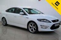 2012 FORD MONDEO 2.2 TITANIUM X SPORT TDCI 5d 197 BHP £6450.00
