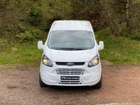 USED 2016 65 FORD TRANSIT CUSTOM 2.2 290 LR P/V 124 BHP FULLY COLOUR CODED high-roof