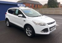 USED 2013 FORD KUGA 2.0 ZETEC TDCI 5d 138 BHP Buy with confidence from a garage that has been established  for 26 years.