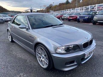2006 BMW M3 3.2 M3 SMG 2d 338 BHP £11750.00