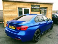 USED 2016 66 BMW 3 SERIES 2.0 320D M SPORT 4d 188 BHP ****FINANCE AVAILABLE****