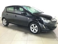 USED 2014 64 VAUXHALL CORSA 1.4 SXI AC 5d 98 BHP 1 OWNER | ALLOYS | AIR CON |