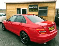 USED 2012 12 MERCEDES-BENZ C CLASS 2.1 C220 CDI BLUEEFFICIENCY SE 4d 168 BHP ****FINANCE AVAILABLE ****