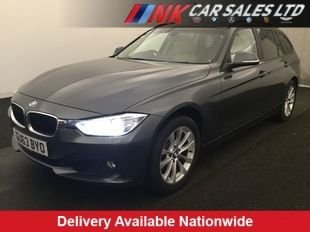 2013 63 BMW 3 SERIES 3.0 330D XDRIVE SE TOURING 5d AUTO 255 BHP SOLD TO EATON MOTOR CO
