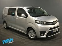 USED 2018 18 TOYOTA PROACE 1.6 L1 COMFORT  * 0% Deposit Finance Available