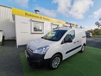 USED 2015 65 CITROEN BERLINGO 1.6 625 ENTERPRISE HDI