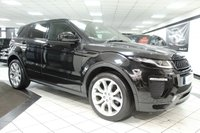 USED 2016 66 LAND ROVER RANGE ROVER EVOQUE 2.0 TD4 HSE DYNAMIC AUTO 180 BHP PAN ROOF 1 OWNER MERIDIAN LRSH
