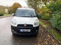 USED 2014 14 FIAT DOBLO TECNICO 1.2 16V SX MULTIJET 90 BHP L1H1 NAV A/C 1 OWNER 60K