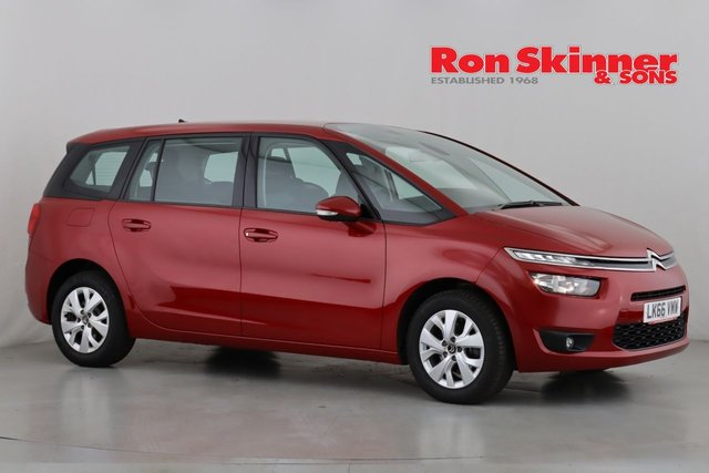 View our 2016 66 CITROEN C4 GRAND PICASSO 1.6 BLUEHDI VTR PLUS 5d 118 BHP