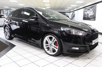 USED 2016 16 FORD FOCUS 2.0 ST-2 TDCI 183 BHP SAT NAV STYLE PACK 19'S LTHR! FSH!
