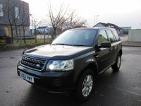 USED 2013 62 LAND ROVER FREELANDER 2.2 TD4 BLACK AND WHITE 5d AUTO 150 BHP 1 PREV OWNER 4X4