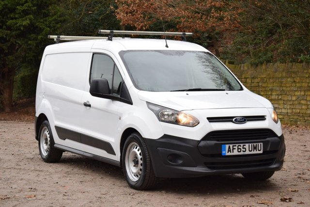 USED 2015 65 FORD TRANSIT CONNECT 1.6 210 P/V 94 BHP