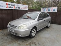 USED 2004 54 KIA RIO 1.3 LE 5d 81 BHP SEE FINANCE LINK FOR DETAILS