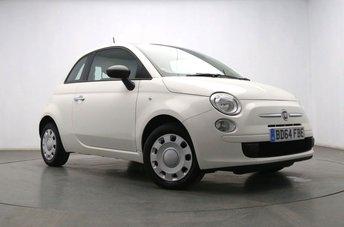 2014 FIAT 500 1.2 POP 3d 69 BHP £4895.00
