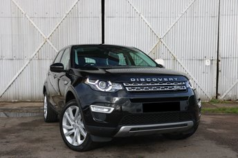 2018 LAND ROVER DISCOVERY SPORT 2.0 SD4 HSE LUXURY 5d AUTO 238 BHP £29990.00