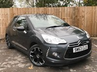 USED 2013 63 CITROEN DS3 1.6 DSTYLE PLUS 3d 120 BHP Good Service History