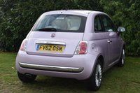 USED 2013 62 FIAT 500 0.9 LOUNGE 3d 85 BHP