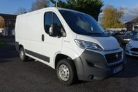 USED 2017 17 FIAT DUCATO L1 SWB 2.0 MULTIJET 115 BHP Direct From Leasing Company 42000 Miles, Popular Model With Many Extras Including Air Con, Cruise Control And Parking Sensors, Very Clean Example!