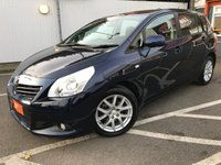 USED 2009 59 TOYOTA VERSO 2.0 T SPIRIT D-4D 5d 125 BHP ONE FORMER KEEPER !!