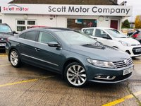 USED 2012 62 VOLKSWAGEN CC 2.0 GT TDI Bluemotion Technology DSG Automatic