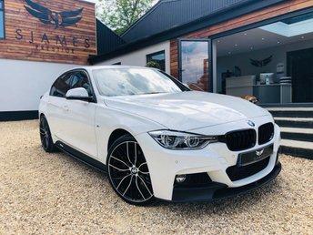 2016 BMW 3 SERIES 3.0 335D XDRIVE M SPORT 4d 308 BHP £20790.00