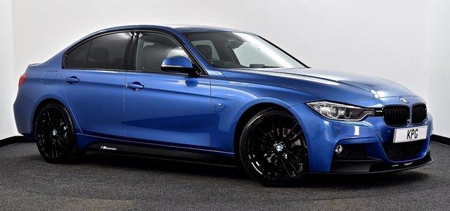 USED 2015 15 BMW 3 SERIES 3.0 330d M Sport Sport Auto (s/s) 4dr M Performance Pk, Pro Media ++
