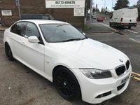 2010 BMW 3 SERIES 2.0 318I M SPORT 4d 141 BHP £4995.00