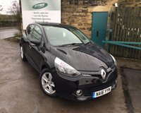 USED 2016 16 RENAULT CLIO 1.5 PLAY DCI 5d 89 BHP One Owner FULL Renault Service Record