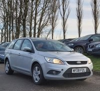 USED 2008 08 FORD FOCUS 1.6 STYLE 5d 100 BHP BLUETOOTH +   PARKING AID *  FULL YEAR MOT +   CRUISE CONTROL +  AUX CONNECTION +