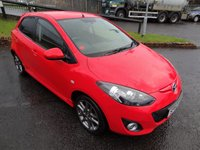 USED 2012 62 MAZDA 2 1.3 VENTURE EDITION 5d 83 BHP 3 Month National Warranty - Full Hist - MOT November 2020