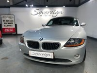 2004 BMW Z4 2.5 Z4 SE ROADSTER 2d 190 BHP £2995.00