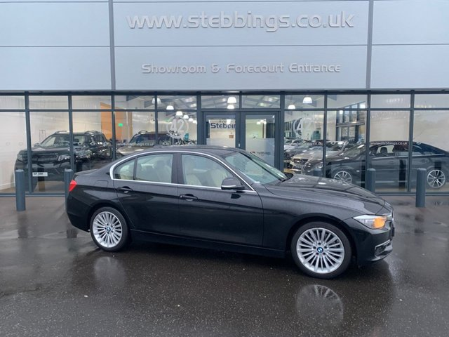 2015 64 BMW 3 SERIES 2.0 325D LUXURY 4d 215 BHP