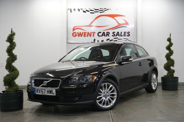 USED 2007 57 VOLVO C30 2.0 SE 3d 145 BHP ONLY 65K MILES, DRIVES GREAT
