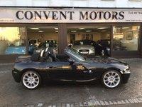 USED 2007 57 BMW Z4 2.5 Z4 SI SPORT ROADSTER 2d AUTO 215 BHP