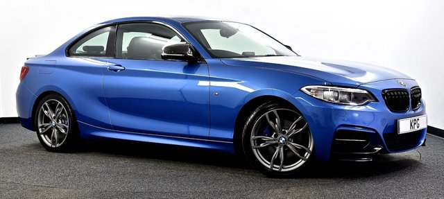 USED 2016 16 BMW 2 SERIES 3.0 M235i Sport Auto (s/s) 2dr MPerformance & Carbon Pack