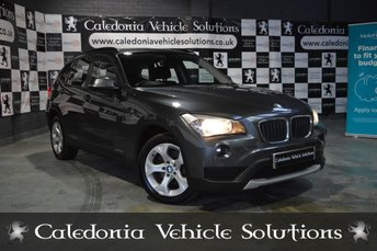2013 BMW X1 2.0 XDRIVE18D SE 5d 141 BHP £7888.00