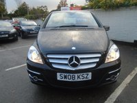 USED 2008 08 MERCEDES-BENZ B CLASS 1.7 B170 SPORT 5d AUTO 114 BHP GUARANTEED TO BEAT ANY 'WE BUY ANY CAR' VALUATION ON YOUR PART EXCHANGE