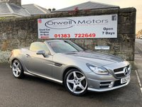 2013 MERCEDES-BENZ SLK 2.1 SLK250 CDI BLUEEFFICIENCY AMG SPORT 2d 204 BHP £11995.00