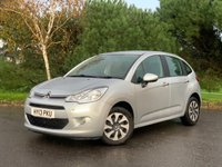 USED 2013 13 CITROEN C3 1.4 E-HDI AIRDREAM VTR PLUS EGS 5d AUTO 67 BHP AUTOMATIC 5 DOOR WITH FSH INCLUDING RECENT SERVICE AND CAM BELT BY CITROEN