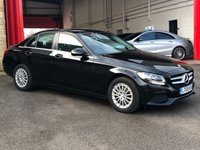 2015 MERCEDES-BENZ C CLASS 2.1 C220 D SE EXECUTIVE 4d 170 BHP £11484.00