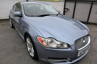 2009 JAGUAR XF 2.7 LUXURY V6 4d 204 BHP £6250.00