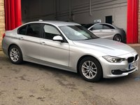 2013 BMW 3 SERIES 2.0 320D EFFICIENTDYNAMICS BUSINESS 4d AUTO 161 BHP £8984.00