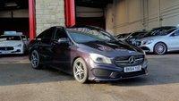 2014 MERCEDES-BENZ CLA 1.6 CLA180 AMG SPORT 4d AUTO 122 BHP £16484.00