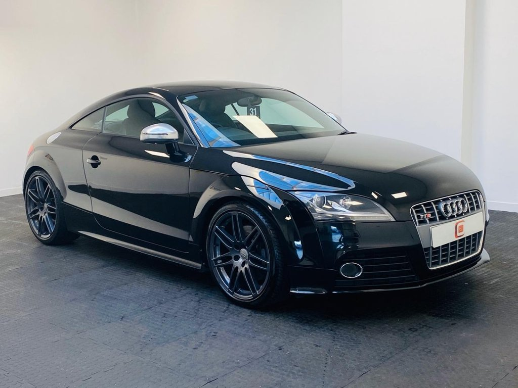 USED 2008 58 AUDI TTS 2.0 TFSI QUATTRO 3d 272 BHP LEATHER + SERVICE HISTORY + IMMACULATE ALLOYS