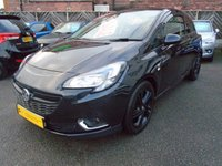 USED 2015 65 VAUXHALL CORSA 1.4 LIMITED EDITION 3d - EXTERIOR PACK
