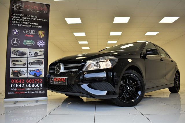 2014 14 MERCEDES-BENZ A CLASS A180 BLUEEFFICIENCY SPORT