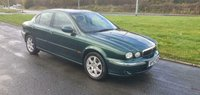 USED 2003 52 JAGUAR X-TYPE 2.1 V6 SE 4d AUTO 157 BHP MOT OCTOBER 2020