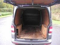 USED 2013 13 VOLKSWAGEN TRANSPORTER 2.0 T28 TDI TRENDLINE 140 BHP VAN - SOLD Tailgate Van, Only 36000 miles, 6 Month RAC Warranty