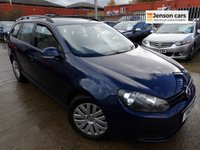 2013 VOLKSWAGEN GOLF 1.6 S TDI BLUEMOTION 5d 103 BHP £4290.00