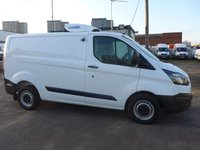 USED 2014 64 FORD TRANSIT CUSTOM 2.2 290 LOW ROOF HUBBARD CHILLER STANDBY, 99 BHP [EURO 5]